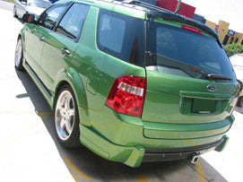 Rear Skirt suits Ford Territory SX (6/2009 - 3/2011) Fibreglass