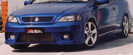 Astra TS Hatch 3DR Front Bar suits Holden Dominator Bodykit