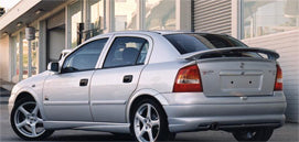 TS Side Skirts suits Holden Astra Fibreglass