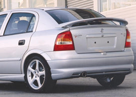 TS Rear Skirt suits Holden Astra SII Fibreglass
