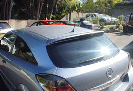 AH 5 DR Hatch Rear Spoiler suits Holden Astra Fibreglass