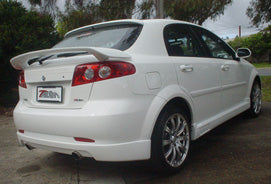 Viva Sedan Rear Skirt Suits Holden Fibreglass