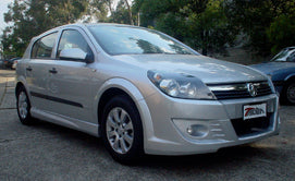 AH Front Bar GTZ Suits Holden Astra