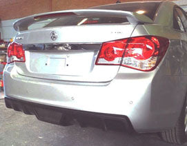 Rear Diffuser to suit Holden Cruze SII Sedan (03/2011)
