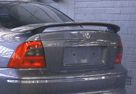 Z1R Rear Spoiler to Suit Holden Vectra Hatch JR JS