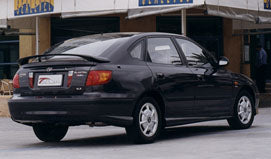 Elantra XD Hatch Rear Wing 2000- 9/2003 suits Hyundai
