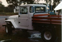 FJ47 HJ47 Long wheel base Full Body - Suits Landcruiser 40 Series