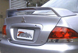 CH ES and LS Lancer Sedan Rear Wing Suits Mitsubishi R/T Bodykit Style