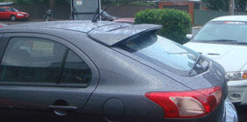 CJ Lancer Hatch Roof Spoiler (11/2007 -) VRX SII Bodykit Style suits Mitsubishi