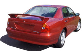 Magna TJ GSR Rear Wing suits Mitsubishi VRX Style (8/2000 - 6/2003)