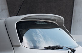 Pulsar N16 Hatch Roof Spoiler (6/2001 - 10/2002) & (11/2004 - 2005) Suits Nissan RAMON, SSS Bodykit