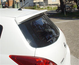 Tiida Hatch Roof Spoiler (2006-) X2 Bodykit Style Suits Nissan
