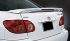 Corolla Sedan Rear Wing (5/2007 - ) suits Toyota