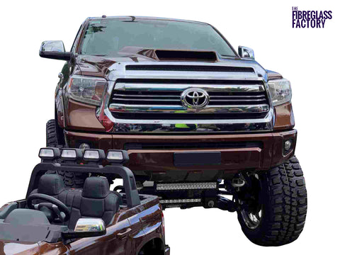 Tundra 4WD Bonnet Scoop Universal Forward Face