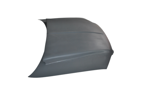 "VE Steel Bonnet With Custom 3"" Fibreglass Scoop suits Holden"