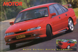 VR VS WGR Front Bar (1993-1997) Suits Holden Fibreglass
