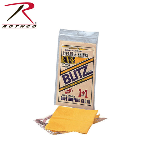 Blitz Buff Cloth, Accessories,- superuniforms.com