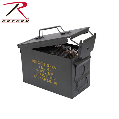 Rothco Mil Spec Ammo Cans