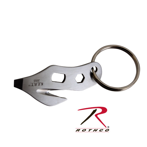 Colombia River Crkt Kert/Key Ring Emergency Rescue Tool, Accessories,- superuniforms.com