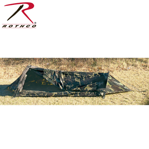 Rothco G.I Type Camouflage Bivouac Shelter