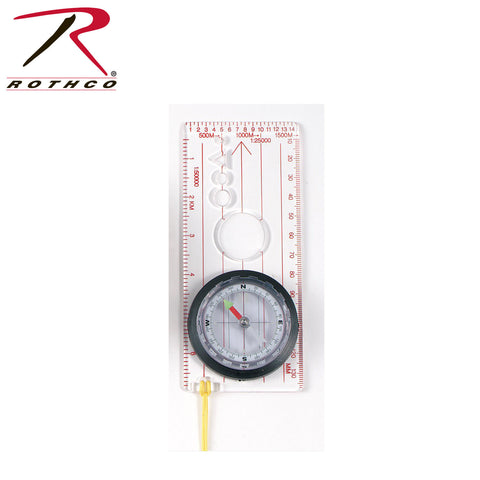 Rothco Deluxe Map Compass