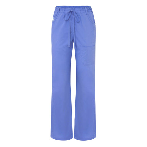 Adar Indulgence Jr. Fit Mid Rise Straight Leg  Multi Seam Pants, Medical Uniform Pants,- superuniforms.com