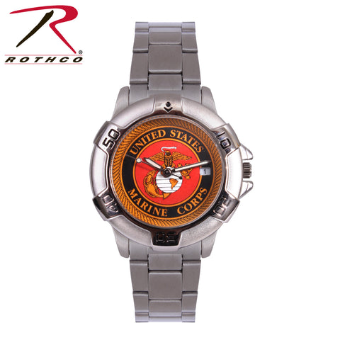 Rothco Marine Corps Logo Quartz Watch