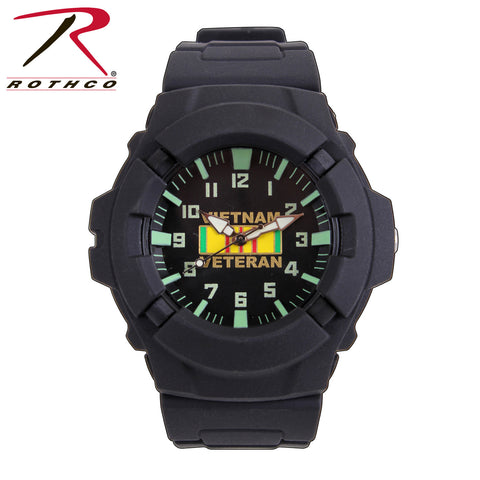 Aquaforce Vietnam Veteran Watch, Watches,- superuniforms.com