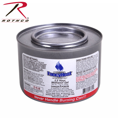 8 Oz. Canned Cooking Fuel, Survival & Field Kits,- superuniforms.com