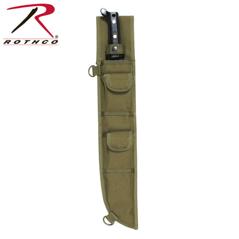Rothco 18 Inch MOLLE Compatible Sheath