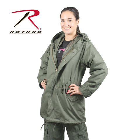 Rothco Womens M-51 Fishtail Parka