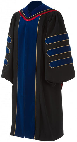 Deluxe Doctoral Package w/ Velvet Options