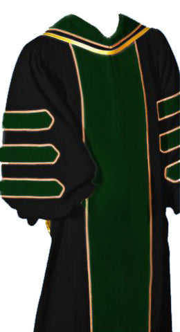 Doctor of Medicine Academic Regalia Package