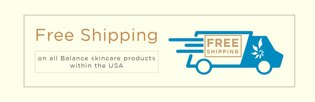 Free Shipping on orders within the US