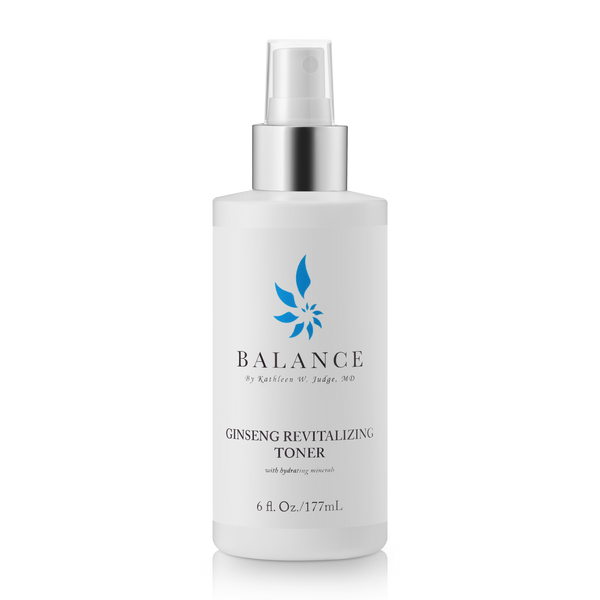 Ginseng Revitalizing Toner, Toners - Balance by Kathleen W. Judge, MD