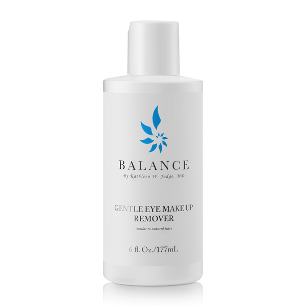 Gentle Eye Makeup Remover, Featured - Balance by Kathleen W. Judge, MD