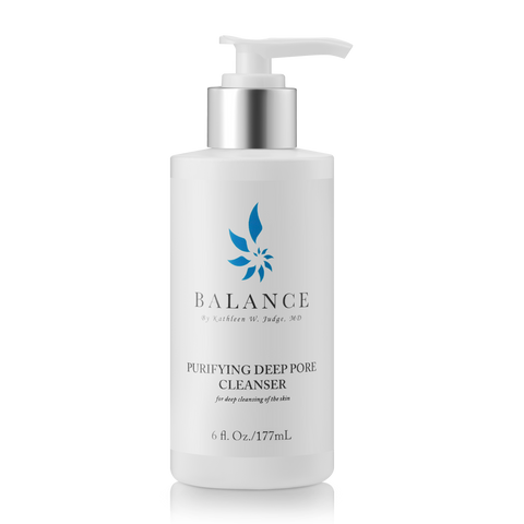 Purifying Deep Pore Cleanser, Cleansers - Balance by Kathleen W. Judge, MD