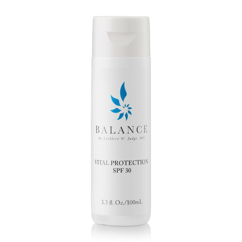 Vital Protection SPF 30, Featured - Balance by Kathleen W. Judge, MD