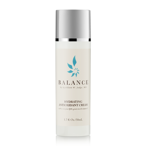 Hydrating Antioxidant Cream, Moisturizers - Balance by Kathleen W. Judge, MD