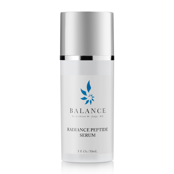 Radiance Peptide Serum, Therapeutics - Balance by Kathleen W. Judge, MD