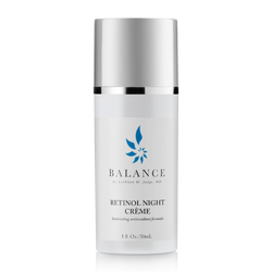 Retinol Night Crème, Therapeutics - Balance by Kathleen W. Judge, MD