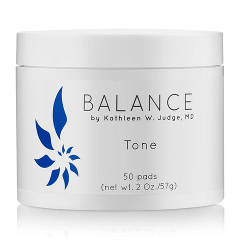 Tone - Herbal Balancing Toner Pads