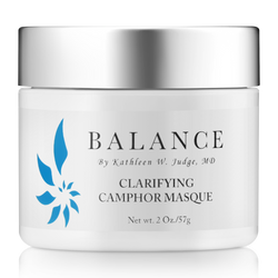 Clarifying Camphor Masque, Masques - Balance by Kathleen W. Judge, MD