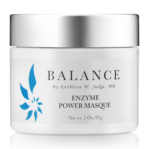 Enzyme Power Masque, Masques - Balance by Kathleen W. Judge, MD