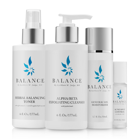 Acne Therapy System, Balance Systems - Balance by Kathleen W. Judge, MD