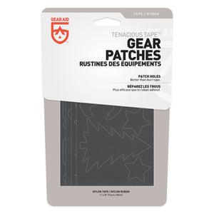 Gear Aid Tenacious Tape Gear Patches (Camping)