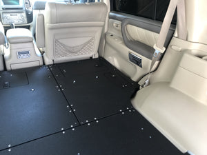 Land Cruiser 100 - 40% Seat Delete / Sleeping Platform