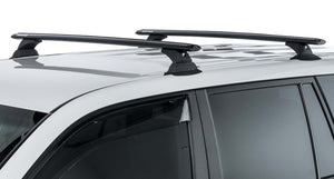 Rhino Rack Vortex RCH Black 3 Bar Roof Rack