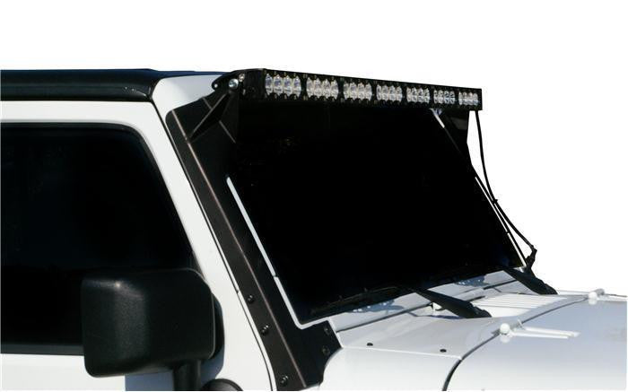 "Jeep, OnX6 50"" JK Light Bar Kit"