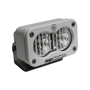 S2 Pro, LED Wide Cornering, White